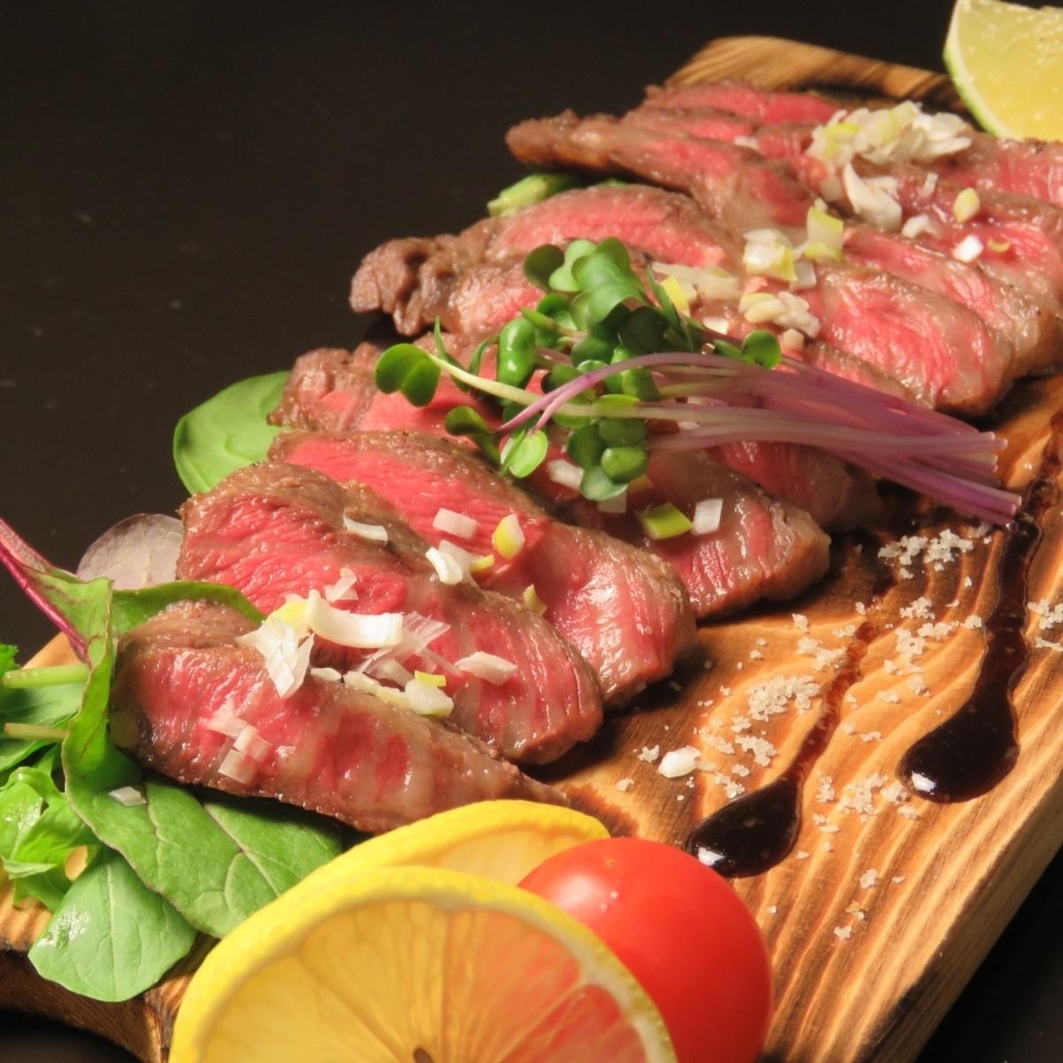 Cow Ichiba Steak / Ox Misuji Steak