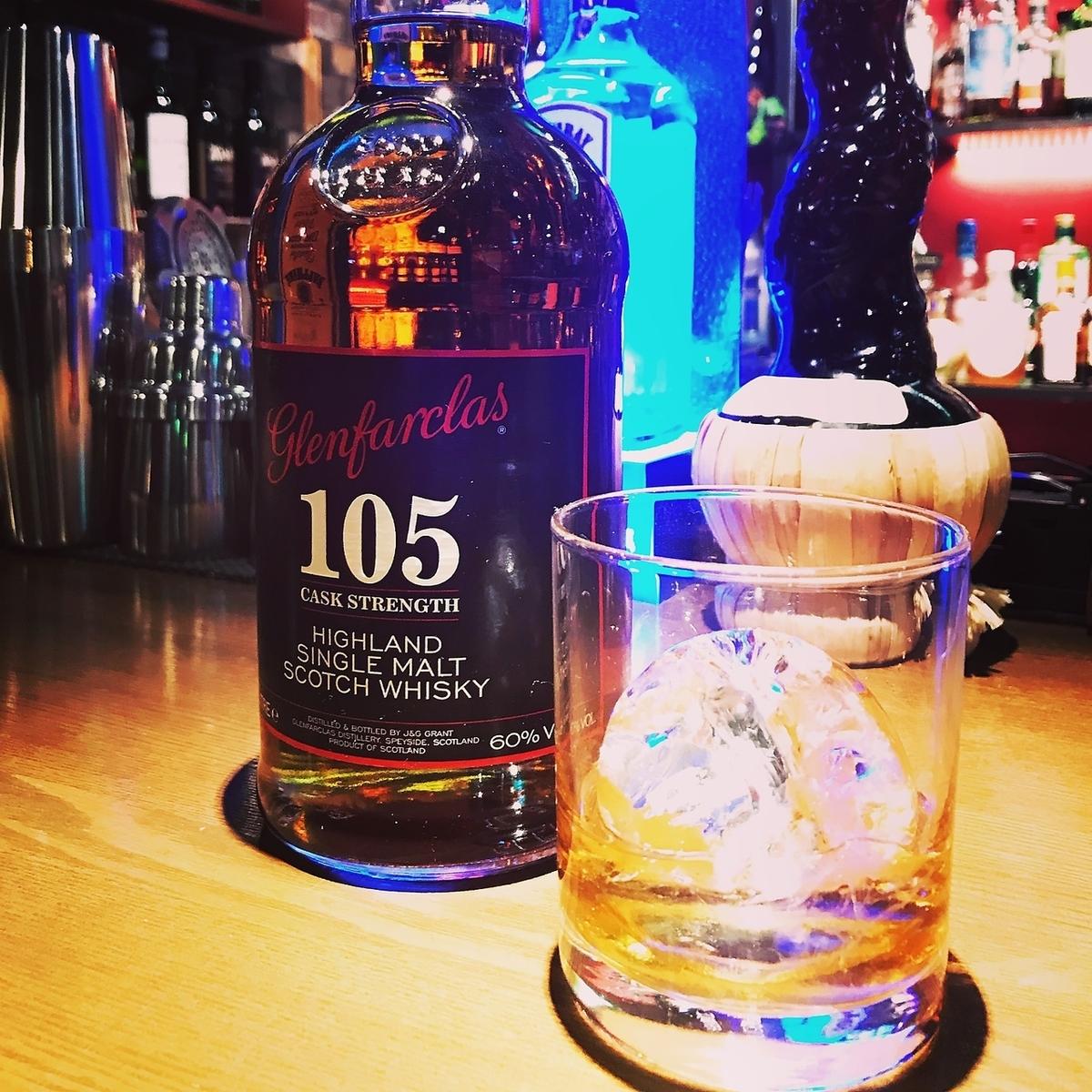 擁有威士忌和冰