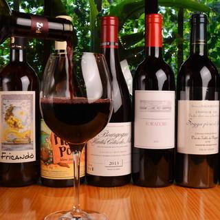 自然派ワイン♪フランチャコルタがグラス800円