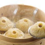 極上スープたっぷり、上海小籠包