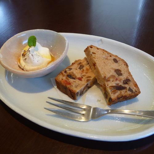 久米家のパウンドケーキ