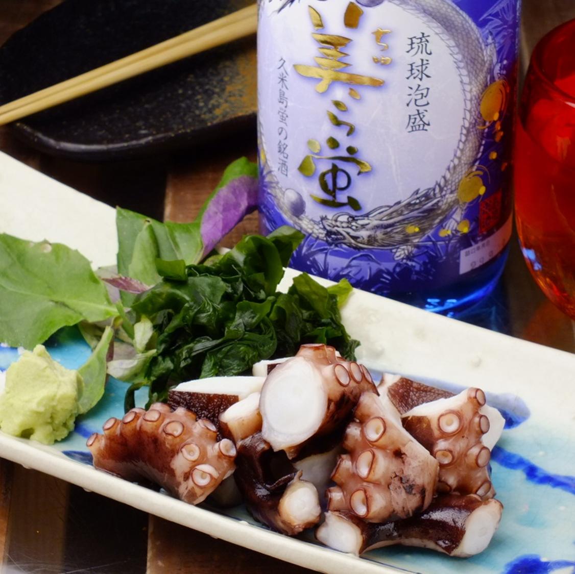 【Authentic Okinawa cuisine Izakaya!】