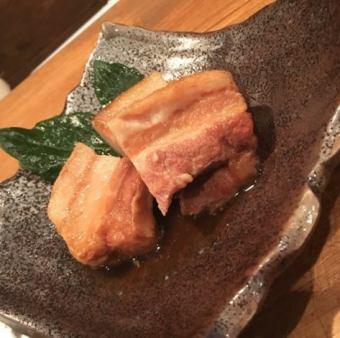라후테 ~ 돼지 고기 조림 ~