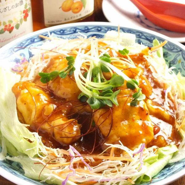 大蝦蝦的辣椒醬