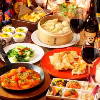 ★ RENGE course long plan ★ 3 kinds of craft beer including alcohol 3 hours with all you can drink 6000 yen (tax included)