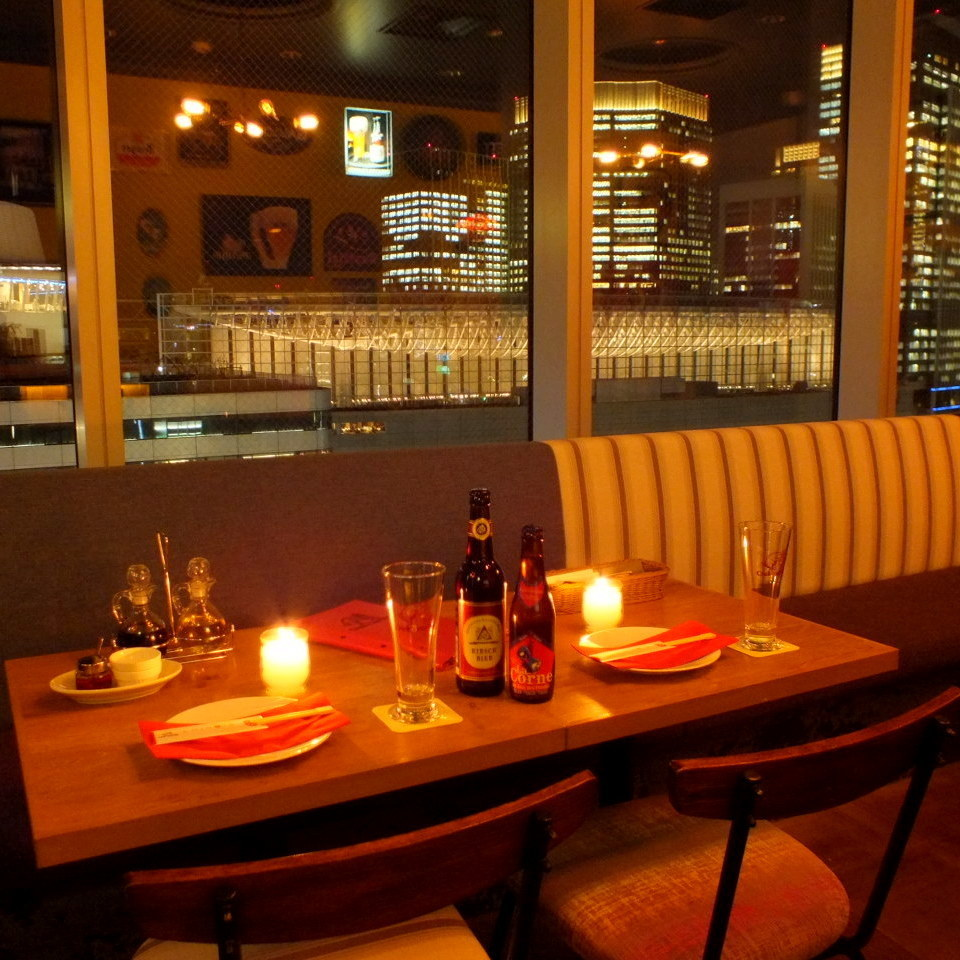 Cafe-like fashionable space Recommended for girls' associations and birthday party!