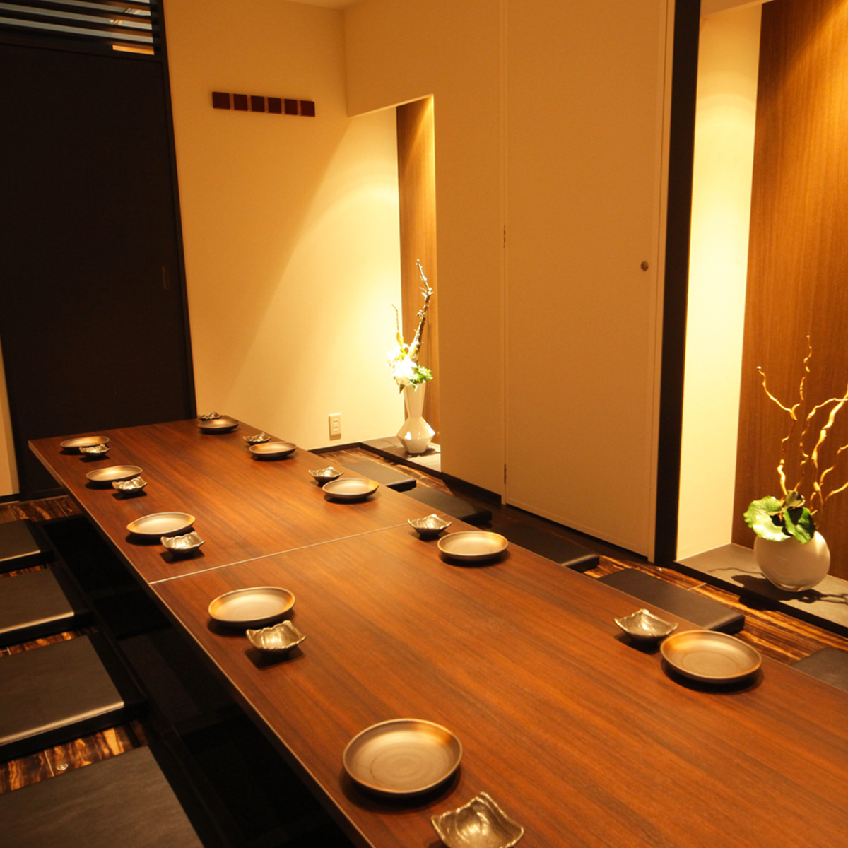 【All-seat private room / maximum 40 people】