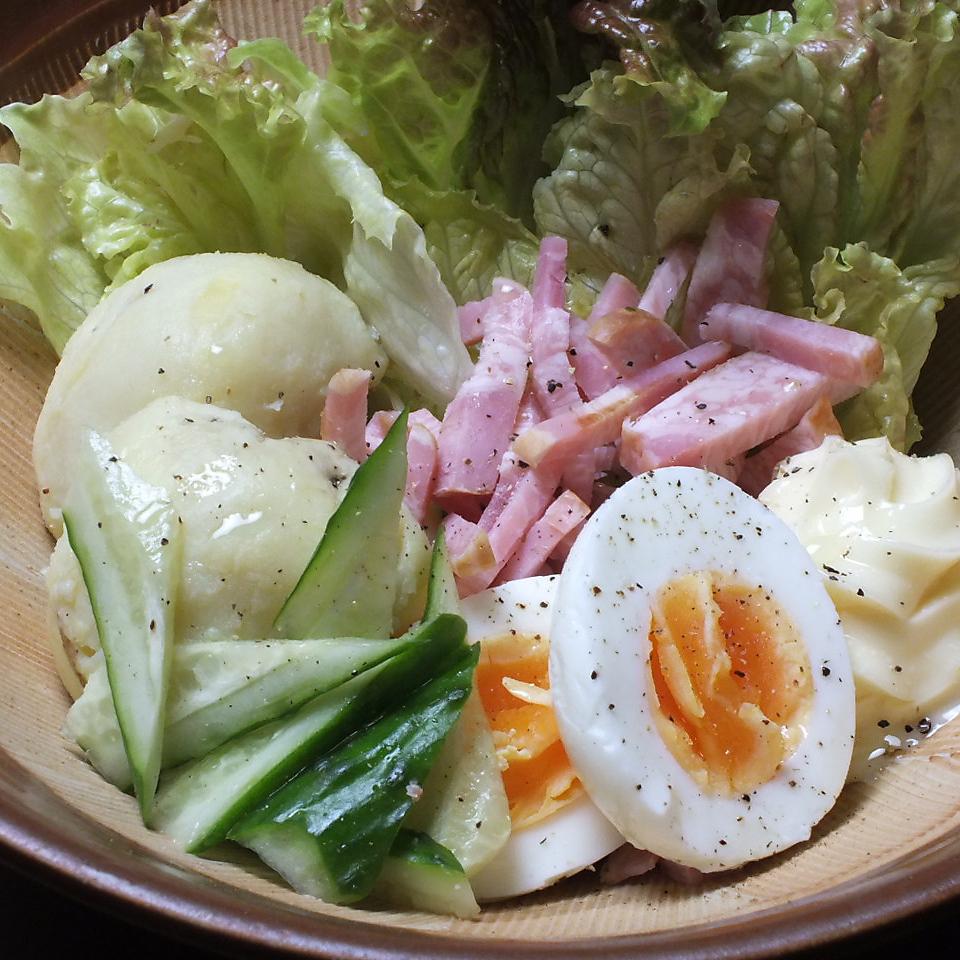 砂漿土豆沙拉