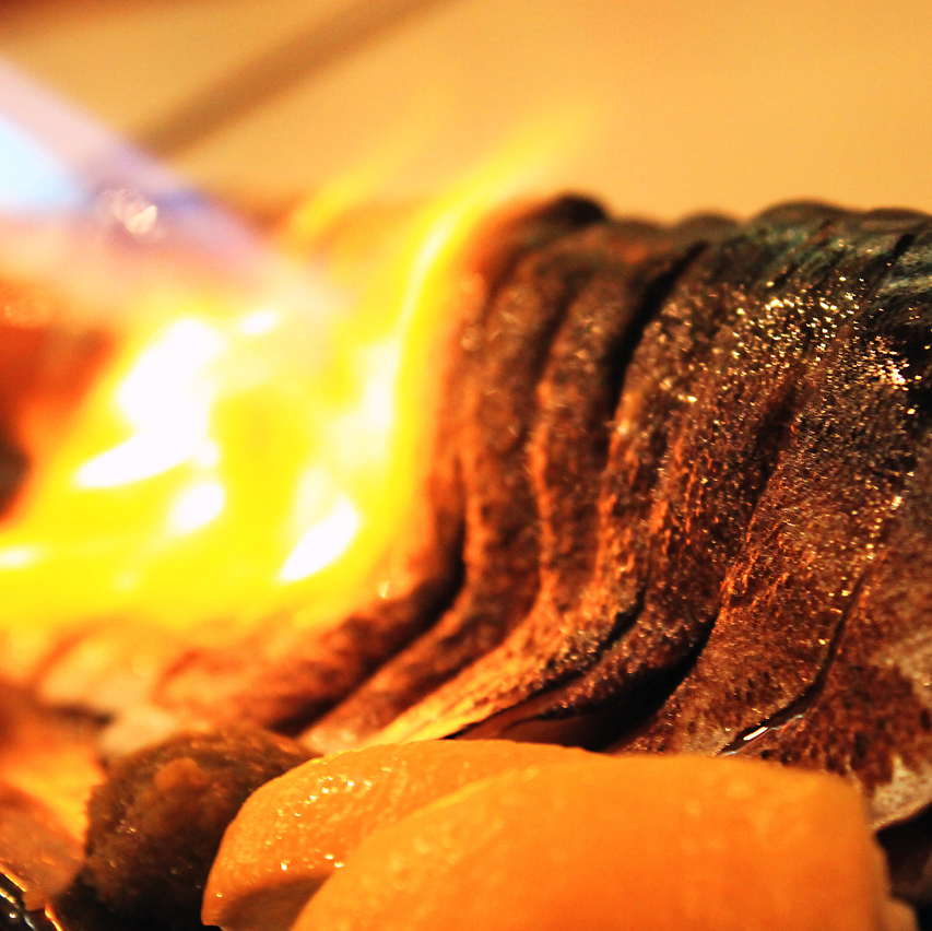 釧路烤鯖魚/半尺寸