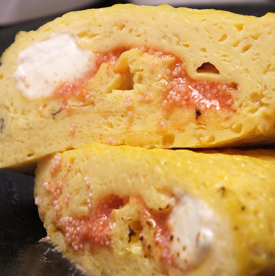 大石卷蛋/明泰奶油壽司卷