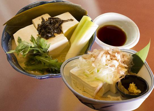 Moron豆腐[热或冷豆腐]