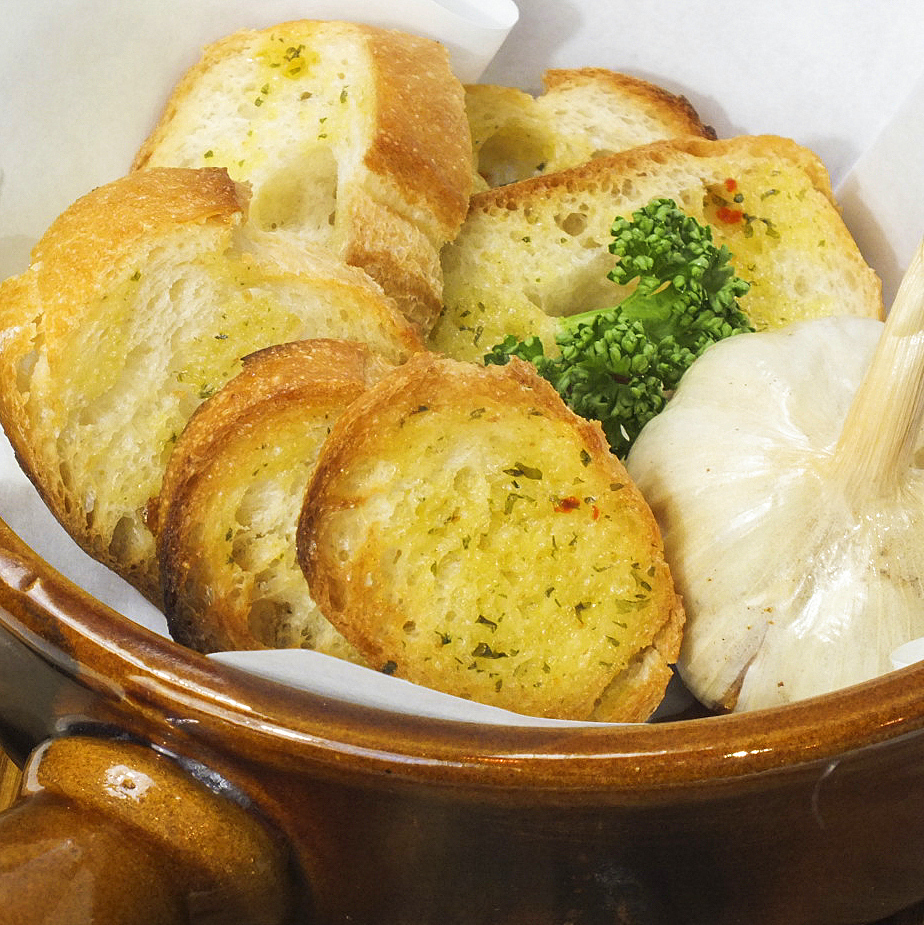 大蒜吐司(5张)