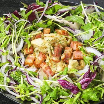 Mushroom Salad