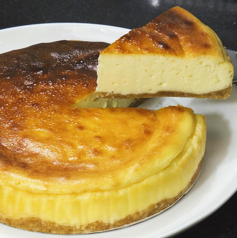 Hand made cheesecake