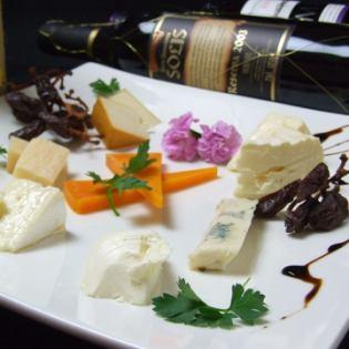 チーズ各種