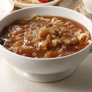 フカヒレあんかけ麺