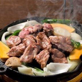 從原始的ram Jingisukan +飲料(原始的ram +今天的蔬菜+ 1個最喜歡的飲料)開始\ 1500