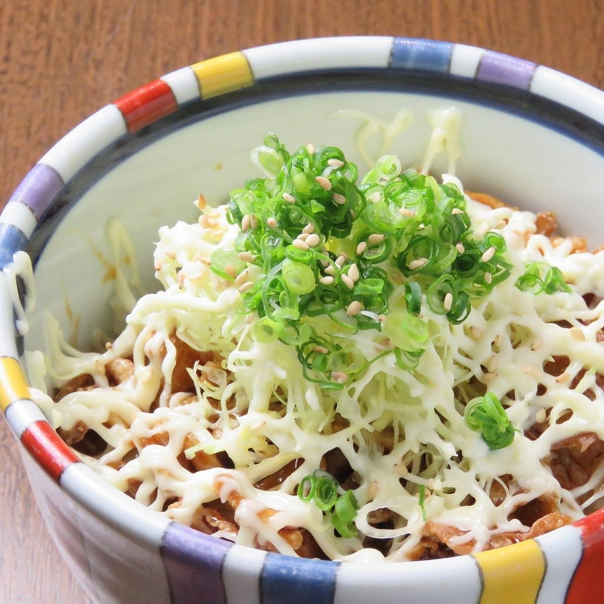 Tatorusho on rice