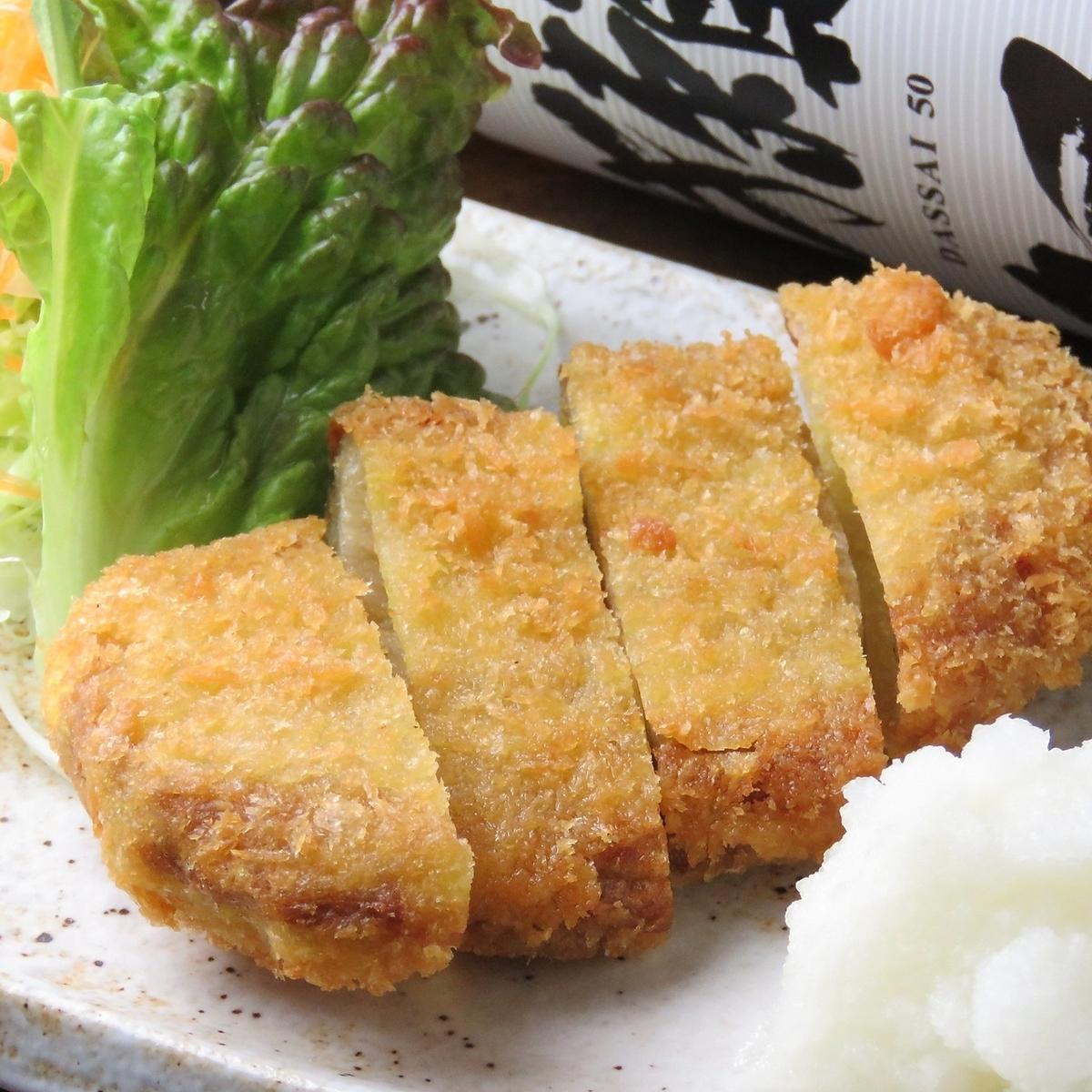 Uwajima Shakako Katsu 1 sheet