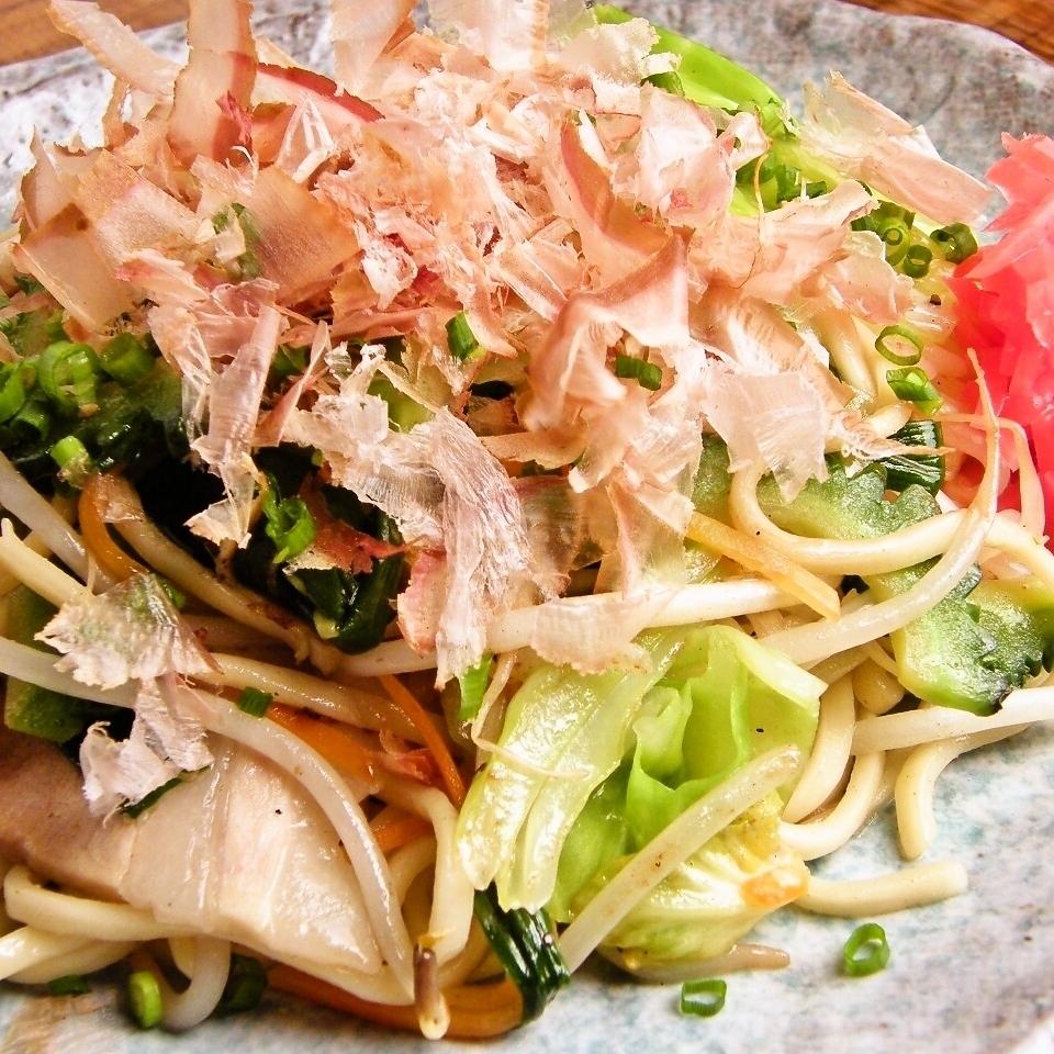 Okinawa yakisoba
