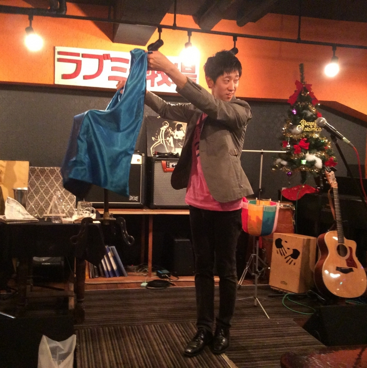 "Love Me Ranch Famous ☆ I'm hosting a magic show by ""SOGACCHI"" popular staff of Love Me ☆ You can only see LOG ME by SOGACCHI's magic active in the media ☆ Please do not hesitate to contact us ☆"