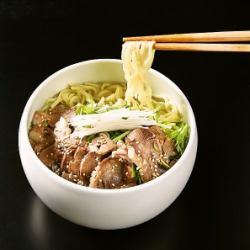 ゆず塩タン麺