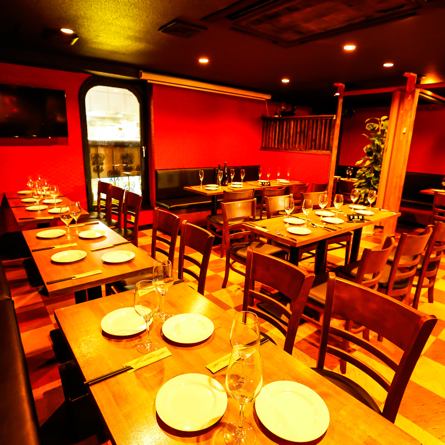 Spacious Banquet Private room is very popular so early reservation is essential! You can overlook the face from end to end ♪ You can realize a party feeling ♪ Please feel free to contact us first ♪ You can make reservations for only seats !We look forward to your reservation!