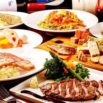 All-you-can-eat all-you-can-eat wine 3 h beef drinks 5,500 yen ⇒ 4000 yen