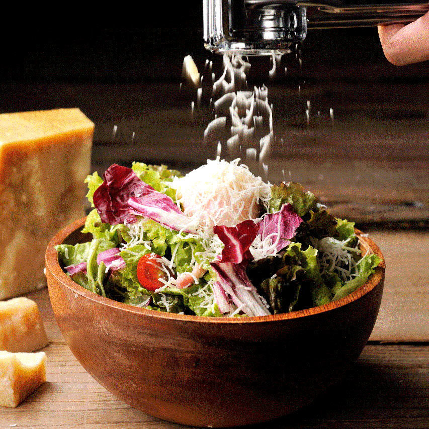 Caesar salad with Palmigiano