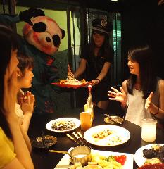 ★與四大好處週年生日驚喜當然★2小時喝9道菜3500日元與釋放