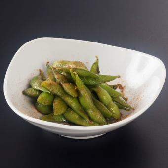 枝豆 ペペロンSTYLE