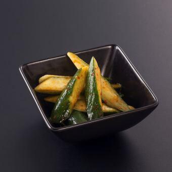 開胃菜黃瓜