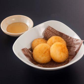 Motchiri土豆有蜜