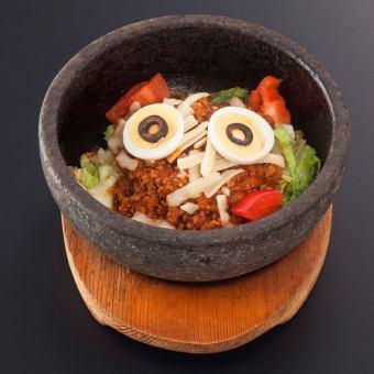 章魚米飯石鍋地獄