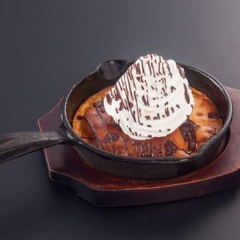 酷暑!巧克力麵包蛋糕一拉模式