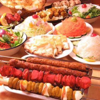 """B套餐""___ 2190日元+ 1500日元,90分钟,你可以喝的所有♪"