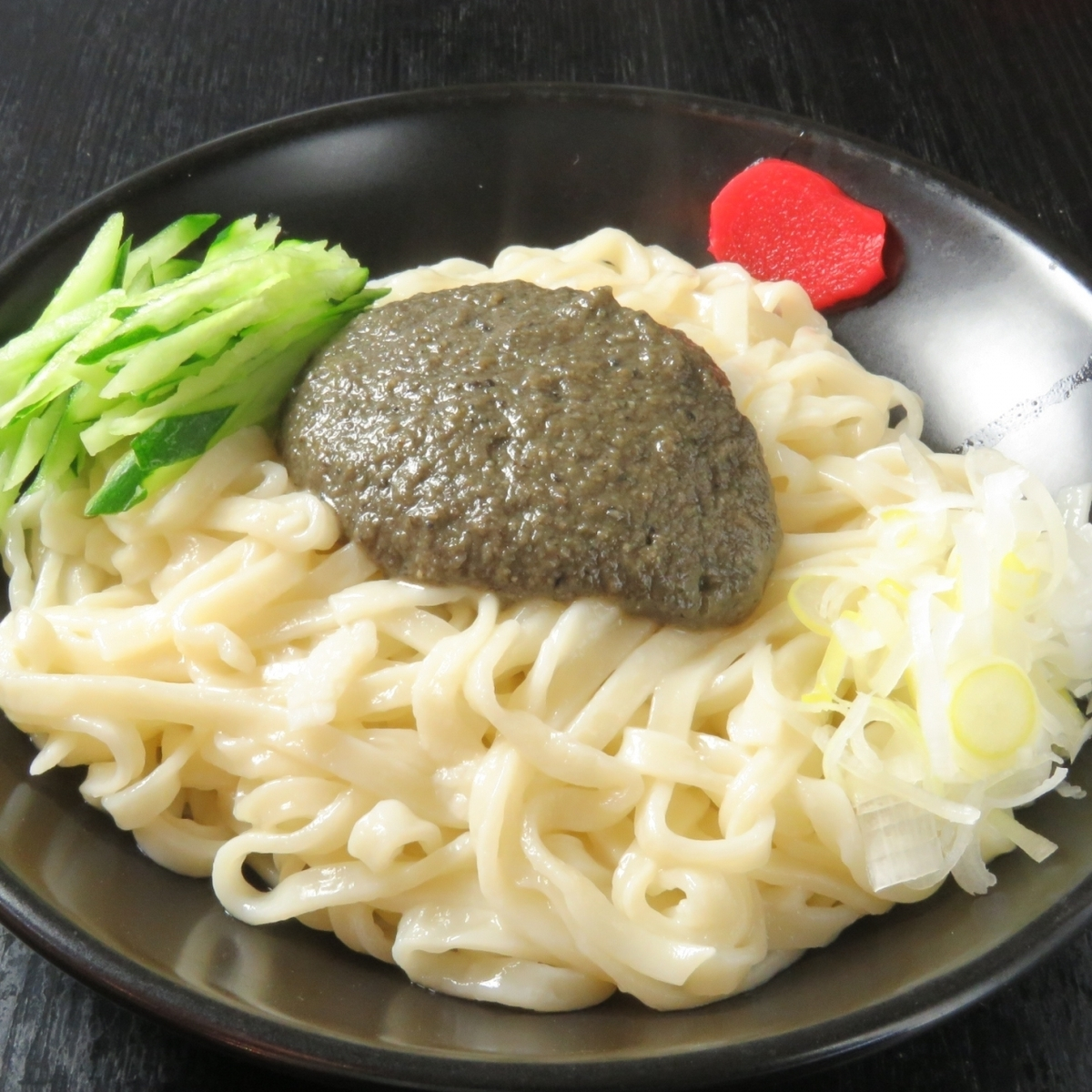 Morioka specialty with noodles