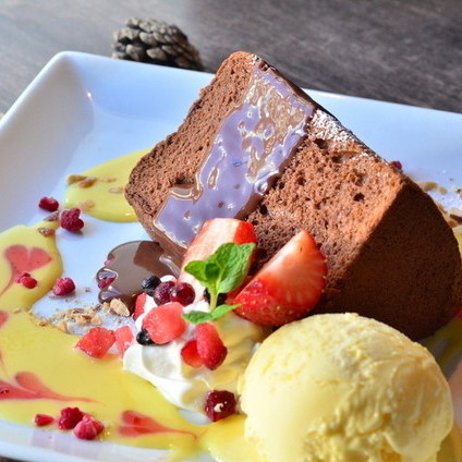 The cuisine is modylo, ♪ daily specialty cuisine and sweets are enriched ◎