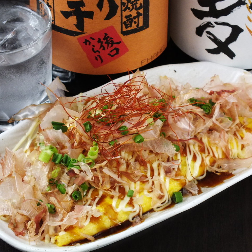 Grilled pork belly bean sprouts