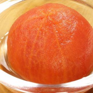 一个桃子番茄