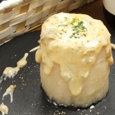 也很受女性★是推荐的文章,把自制的牛肝菌奶油酱萝卜创意奥登。500日元