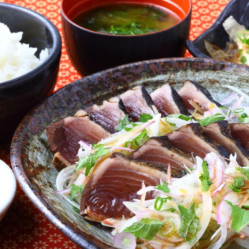 «Tatara-tatami套餐980日元〜»午餐時間11:00~14:00