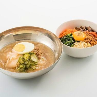 Cold noodle set