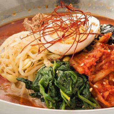 Sharp cold noodles [Spicy cold noodles]