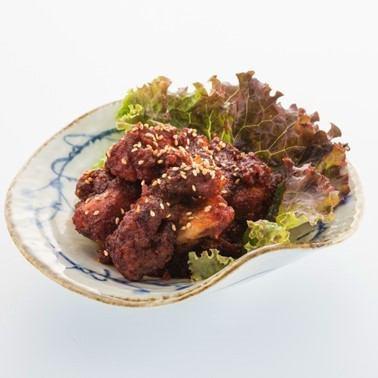 Yan'nyomu chicken