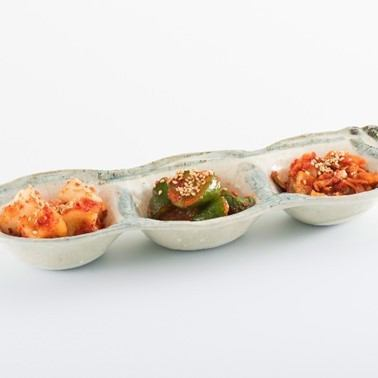 Heaps of kimuchi