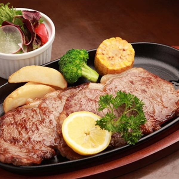 Bottom steak (200 g)