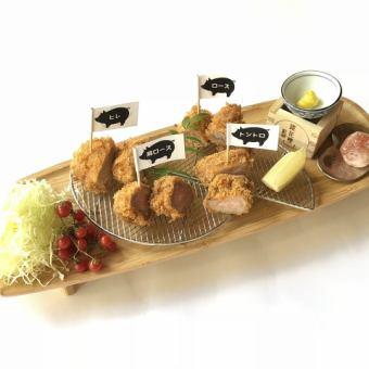 銀花首映豬肉炒(鬆散·魚·肩寬鬆·豬肉托羅)