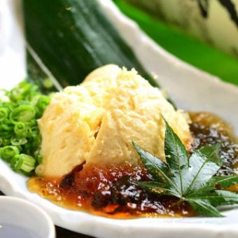 葡萄糖豆腐