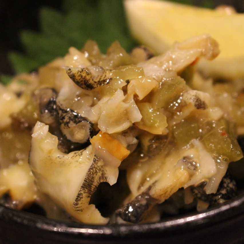 Salmon Ochazuke / Kabiragi Chazuke